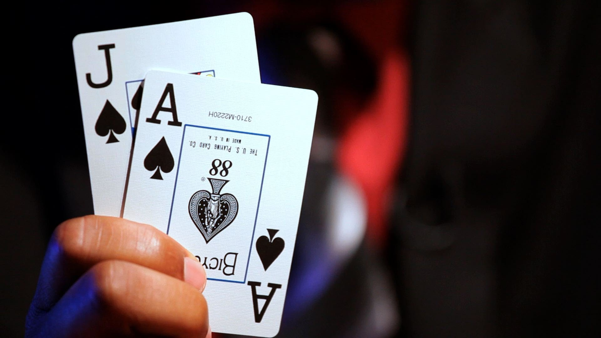 Blackjack : être à l'aise en jouant